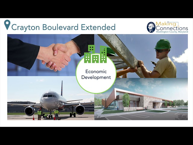 Making Connections Campaign: Crayton Blvd. Extended 10/16/18