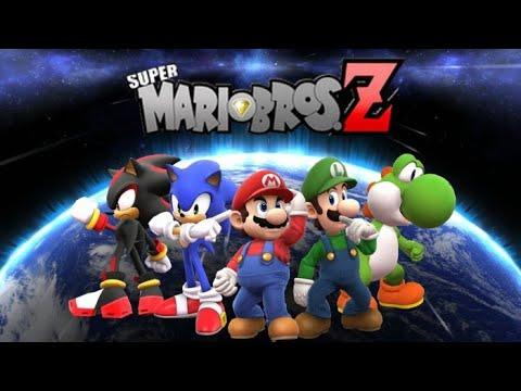NEW!! Super Mario Bros Z KAI Intro