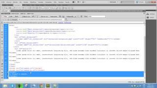 Administrador de tablas: 2. incluir y activar jqueryui (tabs)