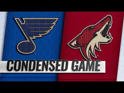 St. Louis Blues vs Arizona Coyotes | Dec.01, 2018 | Game Highlights | NHL 2018/19 | Обзор матча