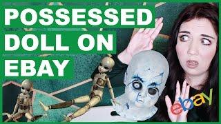 Friend Bought Possessed Doll On eBay