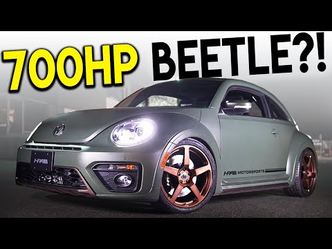 The Best VW And Audi's Of SEMA