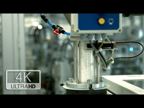 Automatic Manufacturing Process Of Diagnostics || Machines And Industry