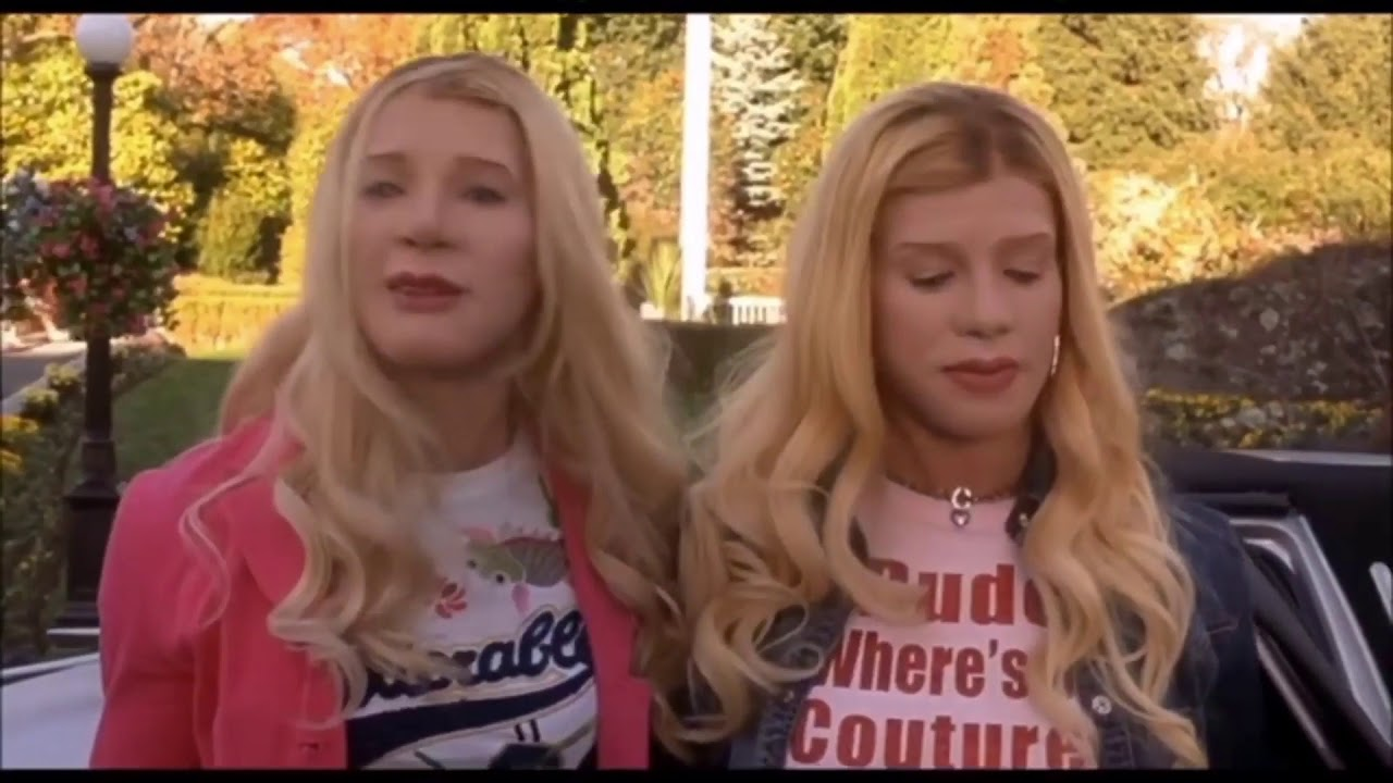 Critics of White Chicks | La Programa de Felicia y Mercedes
