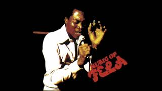 Fela Kuti - Trouble Sleep Yanga Wake Am (Edit) (Official Audio)