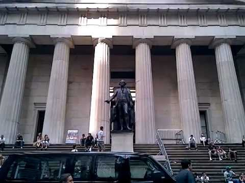 New York City - Federal Hall National Memorial