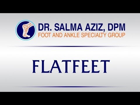 Flatfoot Correction and Reconstruction at Foot and Ankle Specialty Group in Orange County
