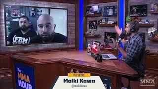 Agent Malki Kawa Says Yoel Romero Plans Lawsuit Against Illinois State Athletic Commission
