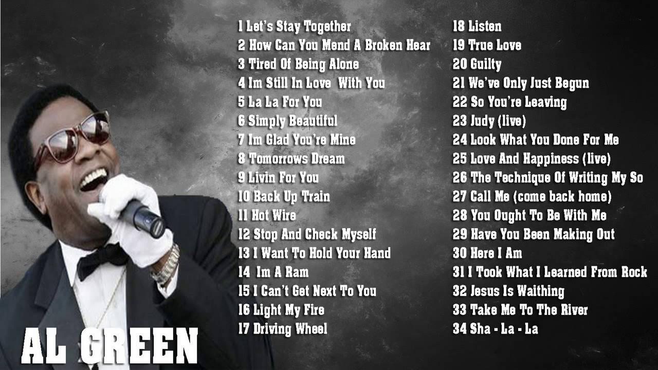 Best Songs Of Al Green [HD/MP3