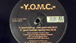 Disco Storia -Y.O.M.C. - Great Feelings