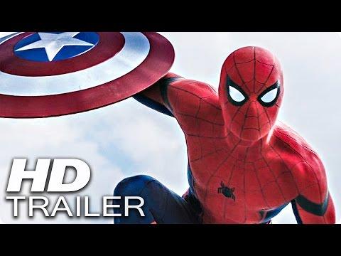 CAPTAIN AMERICA 3 Civil War Trailer 2 German Deutsch (2016)