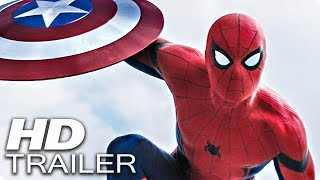 CAPTAIN AMERICA 3 Civil War Trailer 2 German Deutsch (2016)