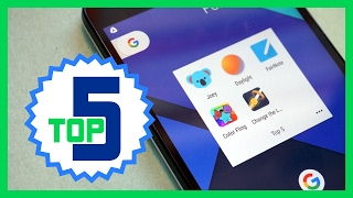 Top 5 Android apps of the week 2/17/17