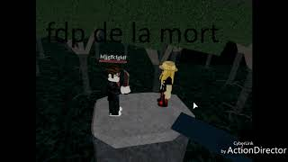 Roblox the fdp I save his life he killed me (read the description)