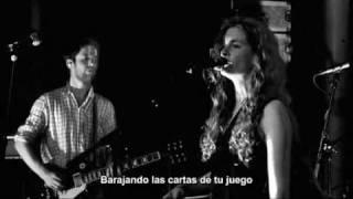 Blue Foundation - Eyes on Fire Subtitulos Español