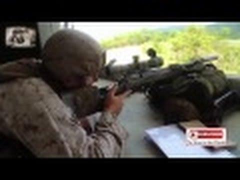Marine Scout Sniper • Fundamentals Of Long Range Shooting
