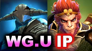 Warriors.Gaming.U vs IamPoint - SEA vs CHINA - ANGGAME DOTA 2