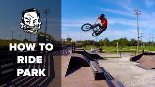 bmx basics 7 skatepark skills