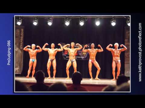 """2011 """"The Uprising"""" Bodybuilding and Figure Competition"""
