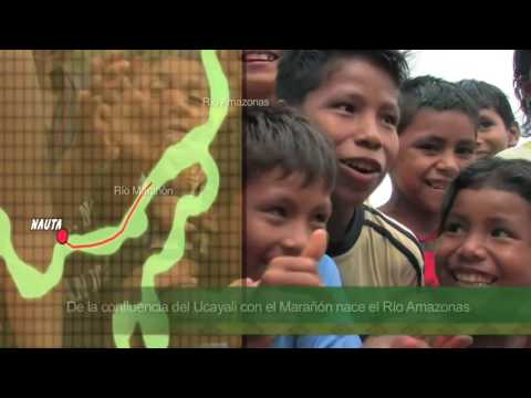 Loreto y las joyas del río amazonas