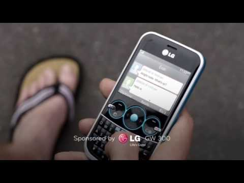 LG GW300 2 5sec Out