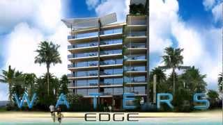 Water&#39s Edge Condominium - Boutique Beachfront Residence in Pattaya, Thailand.mp4