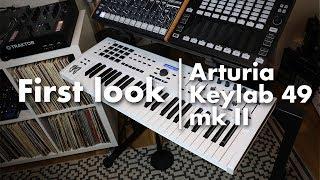 Keylab 49 MK 2 first look