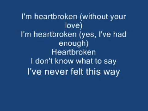 Heartbroken ft. Jodie Lyrics