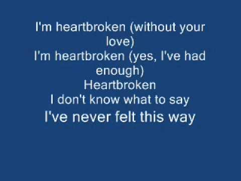 Heartbroken ft. Jodie Lyrics