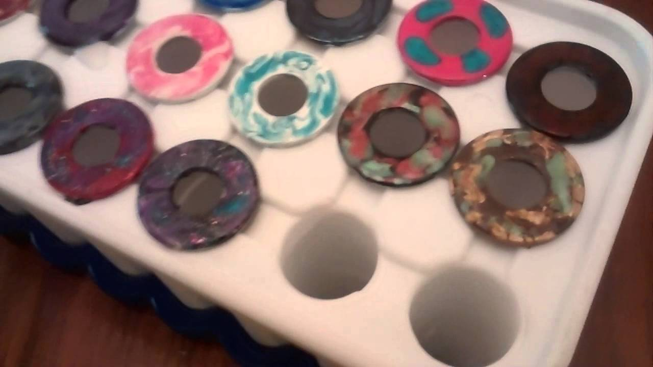 Part 2 diy nail polish washer pendants youtube part 2 diy nail polish washer pendants aloadofball Choice Image
