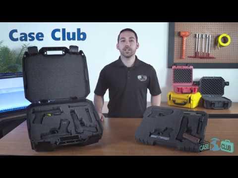 Case Club 6 Pistol Carry Case  - Overview - Video