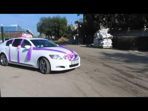 Украшение свадебных машин Автомобиль на свадьбу VK