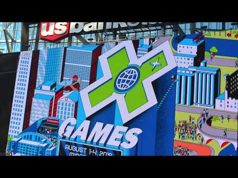 X GAMES 2019 MINNEAPOLIS BEHIND THE SCENE PREVIEW