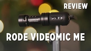 Best iPhone & Android Microphone? (Rode VideoMic Me Review)