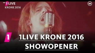 Klaas eröffnet die Show like it's 1986! | 1LIVE Krone