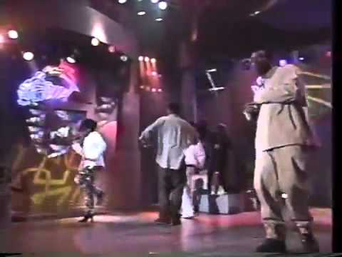 Soul Train 96' Performance - Tha Dogg Pound feat. Michel'le and Nate Dogg - Let's Play House!