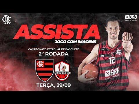 Flamengo x Niterói AO VIVO na FlaTV | Carioca de Basquete