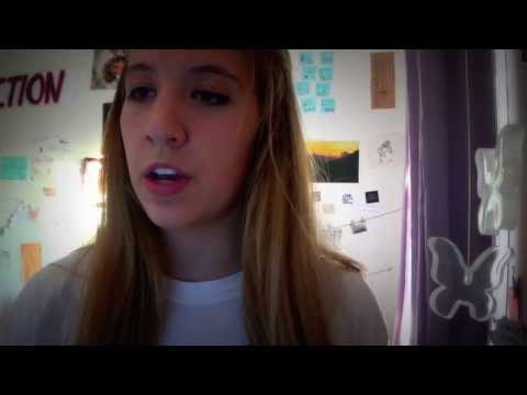 Avril Lavigne-How You Remind Me (cover by Claire Jones)