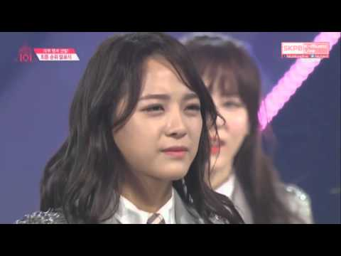 Produce 101 last ranking / Introducing IOI girls