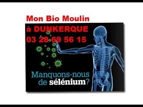 Sélénium et Vitamines A+C+E à Dunkerque - Mon Bio Moulin à Dunkerque