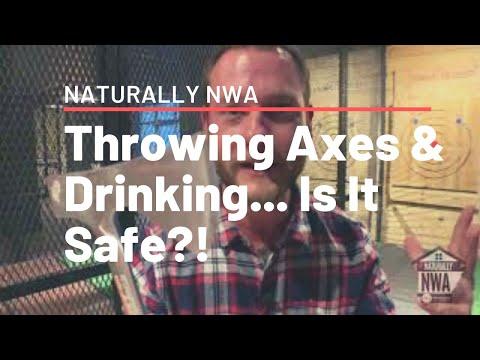 Axe throwing bentonville