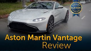 2020 Aston Martin Vantage | Review