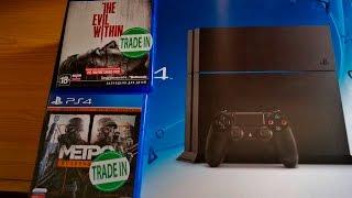 Купил PS4 и карту захвата Avermedia LGP Lite