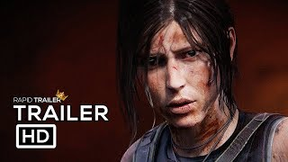 SHADOW OF THE TOMB RAIDER Official Trailer (2018) PS4 / Xbox One Game HD