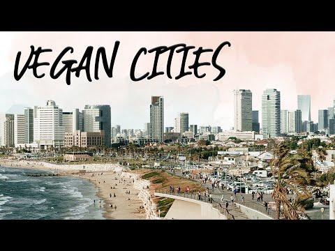 Top 9 VEGAN FRIENDLY Cities In The World | LIVEKINDLY
