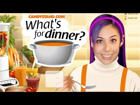 What's For Dinner Games