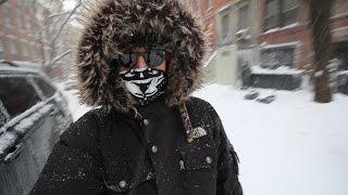 SNOWZILLA 2016 NYC