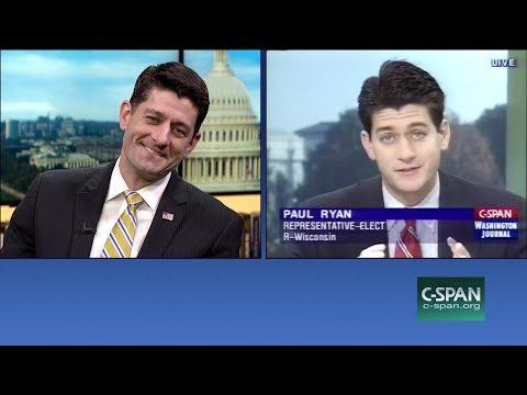 Interview with Speaker Paul Ryan (C-SPAN)