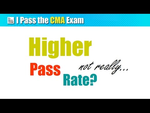 CMA Exam Difficulty: How Hard Can It Get?