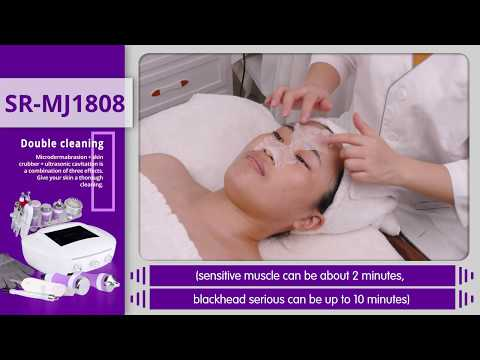 Skin Cleaning|Minimize Large Pores|Purifying Facial|Pore Cleaning Deep Cleansing by myChway MJ1808